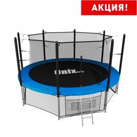 Батут UNIX line inside (427 см / 14 ft)