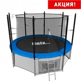 Батут UNIX line inside (244 см / 8 ft)