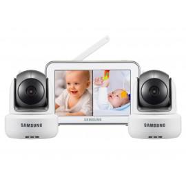 Видеоняня Samsung SEW-3043WPX2 (2 поворотных камеры)