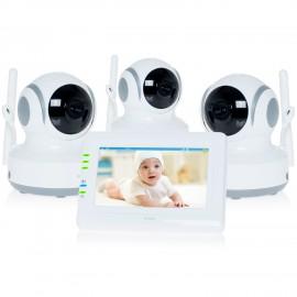 Видеоняня Ramili Baby RV900X3
