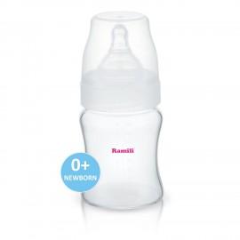Противоколиковая бутылочка для кормления Ramili Baby AB2100