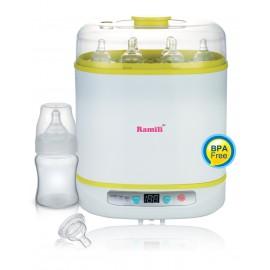 Стерилизатор детских бутылочек Ramili Steam Sterilizer BSS15