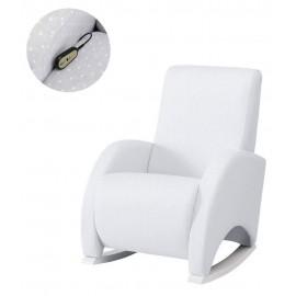 Кресло-качалка с Relax-системой Micuna Wing/Confort White Ко