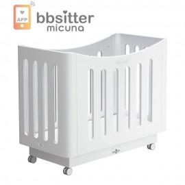 Кровать Micuna Babysitter (Микуна Бэбиситтер) 120*60 white