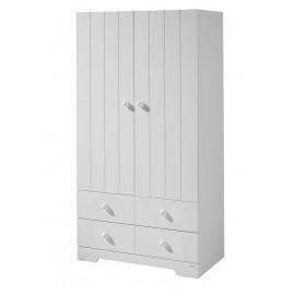 Шкаф Micuna (Микуна) А-1414 white