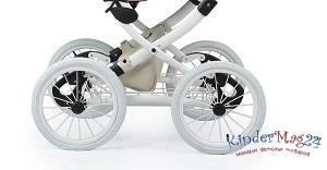 шасси коляски Caretto Michelle Lux