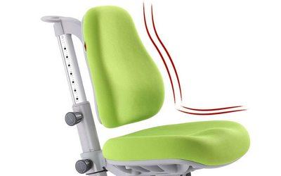 правильная осанка на кресле Comf-pro Match Chair Матч