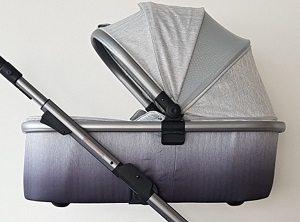 люлька для новорожденного коляски Moon Solitaire