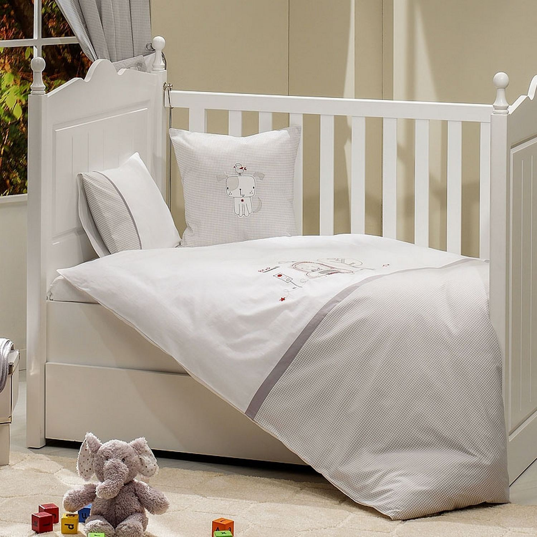купить постельное бельё в детскую кроватку