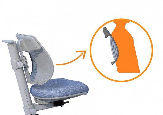 наклон спинки  кресла Comf-Pro Speed Ultra