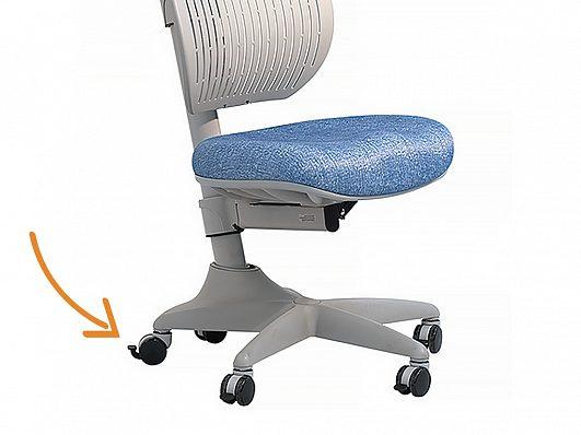 стопоры на колесах кресла Comf-Pro Speed Ultra