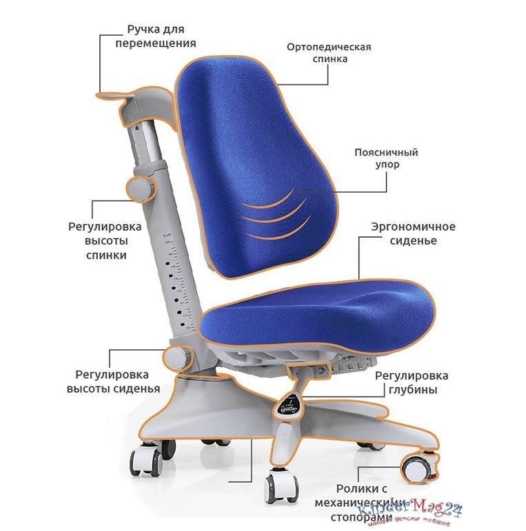 кресло Mealux Matchi Y-528