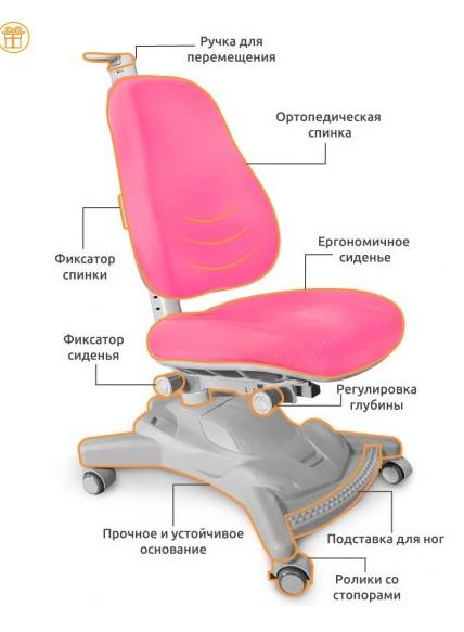 кресло Mealux Onyx Mobi Y418